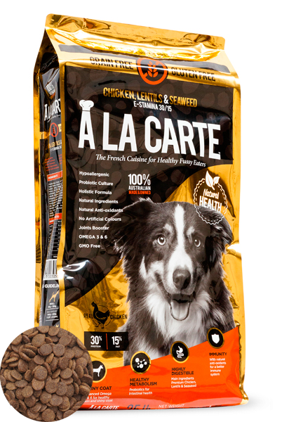 Grain Free Pet Food Formula Australia