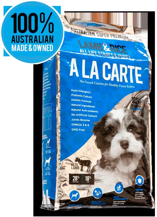 Hypoallergenic Australian Pet Food