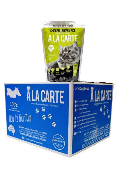 Premium Dry Cat Food Australia