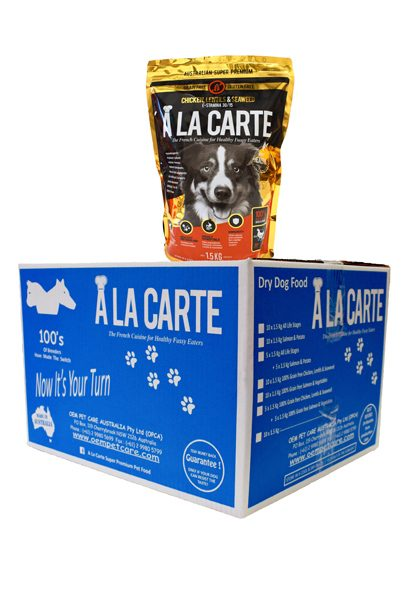 Premium Dry Dog Food Australia